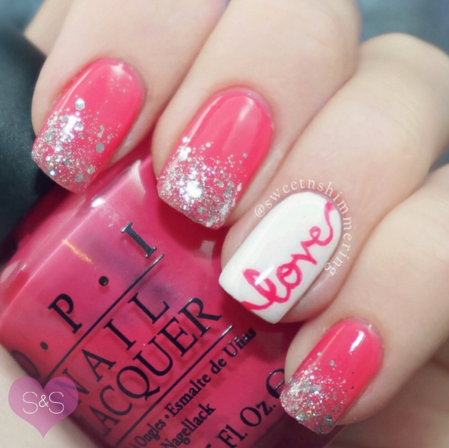 15 Nail Art Ideas for Valentine's Day (Part