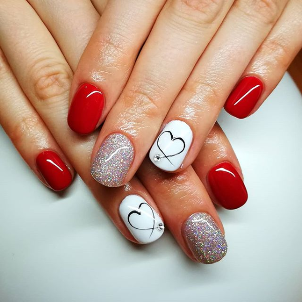Beautiful Valentines Nail Designs You'll Absolutely Love - juelzjo