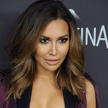 Naya Rivera Hairstyle in 2020 | Long face hairstyles, Haircut for .