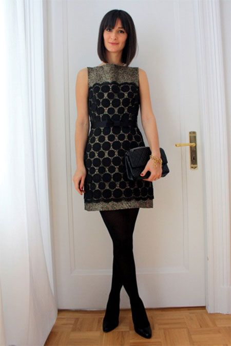 Elegant New Year Eve Party Dresses Ideas For Girls & Women 2013 .