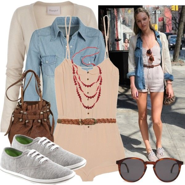 New York Outfits Summer Ideas
