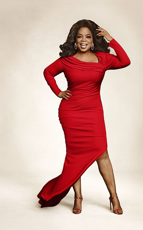 Snapshot: Oprah by Ruven Afanador for O Magazine June 2014 .