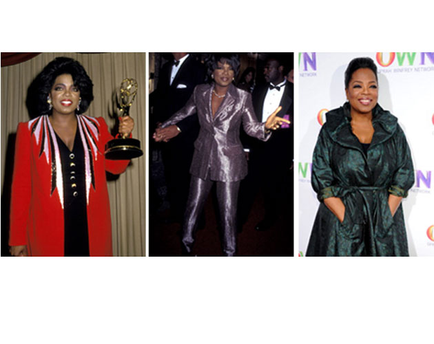 Happy Birthday, O! Oprah's Style Evolution - Everything Zoom