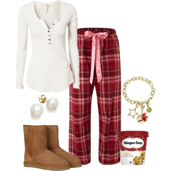 Comfy Christmas Day Outfit | Christmas day outfit, Lazy day .