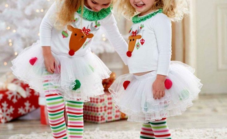 40+ Girl Christmas Outfits that Can Give You Serious Dressing Goa
