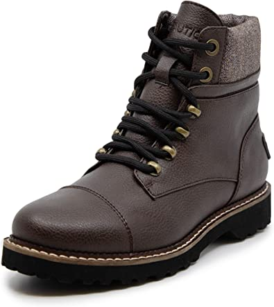 Amazon.com | Nautica Womens Hiking Boot with Padded Collar Lace-Up .