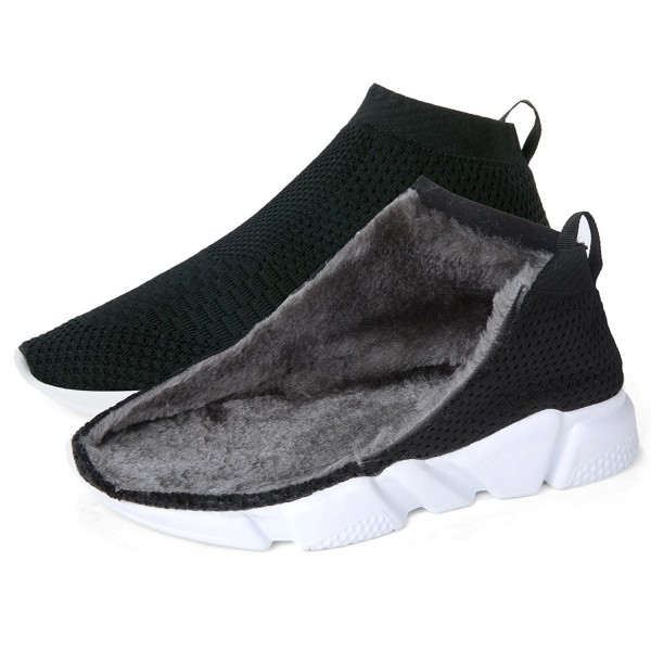 Women's Casual Breathable Winter Warm Cotton-padded Shoes .