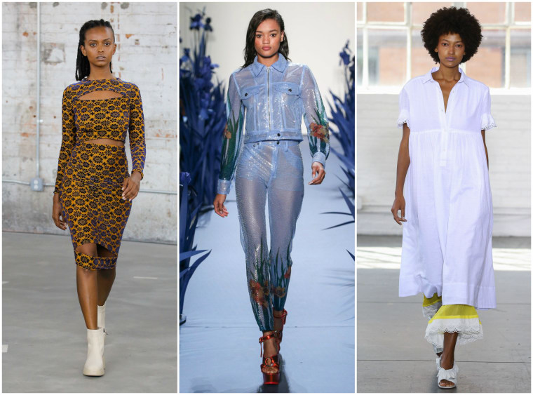 7 trends to try from NYFW spring 2018   The FAD
