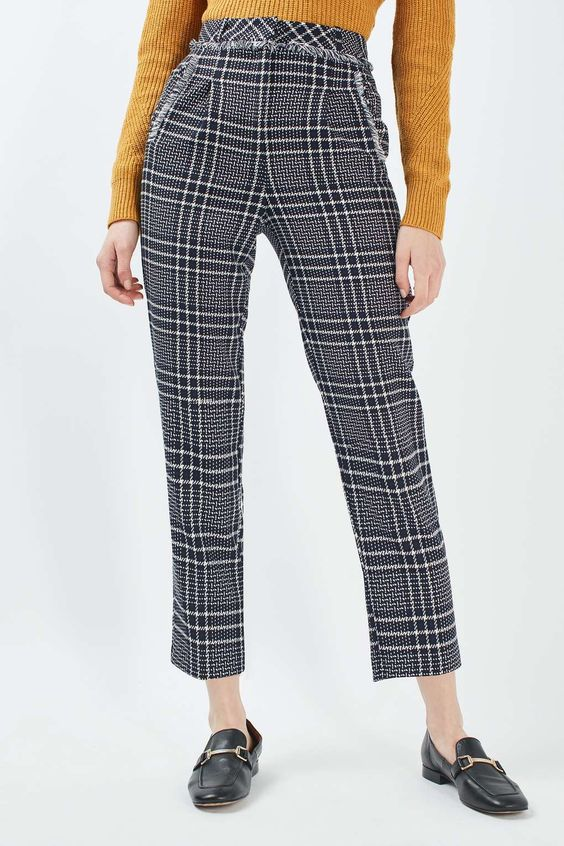 Are Plaid Pants The Best Trend Of 2018 Or What?! – The Fashion Tag .