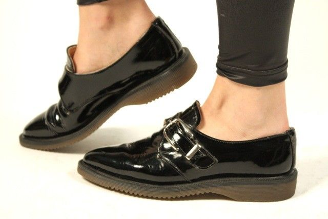 Patent Leather shoe made popular by Bobby Brown | Patent leather .