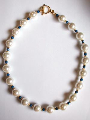 Handmade Beaded Jewelry.orgUnique Beaded Pearl Necklaces .