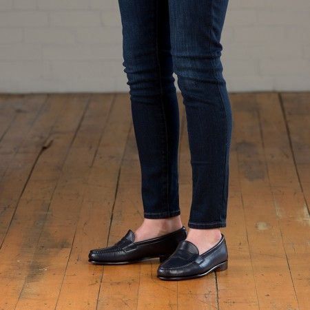 Elizabeth Penny Loafer - Loafers - Women's | Loafers for women .