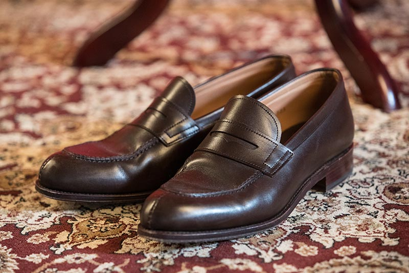 A Quick History of Penny Loafers - He Spoke Sty