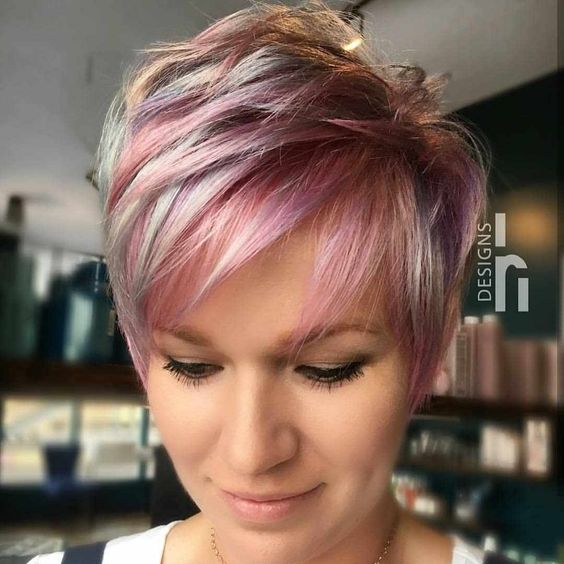 Best Short Pixie Cut Hairstyles 2019 - Page 6 of 20 - Fashi