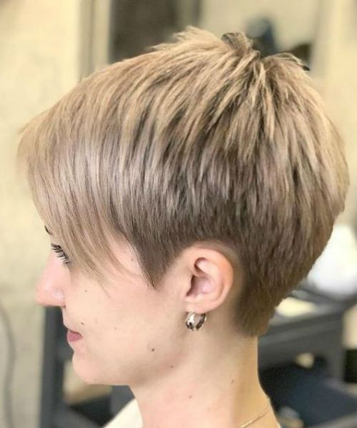 Exclusive Short Pixie Haircut Styles 2019 for Women That Will .