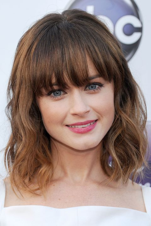 71 Insanely Gorgeous Hairstyles with Ban