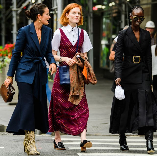 Popular New York City Street Style Look