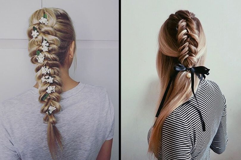 Hairstyle Ideas That Are Easy To Make | L