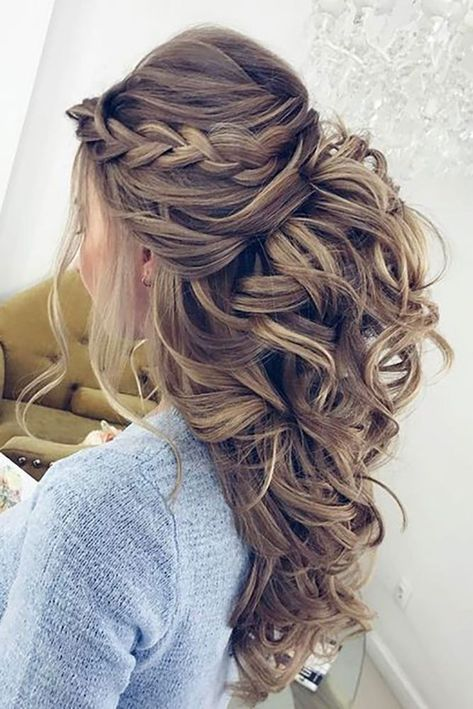 Breath-taking Braided Wedding Hairstyles to Shine in 2020 | Easy .