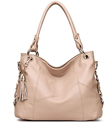 Amazon.com: Women's Tote Shoulder Bag Handbag Purses Satchel .