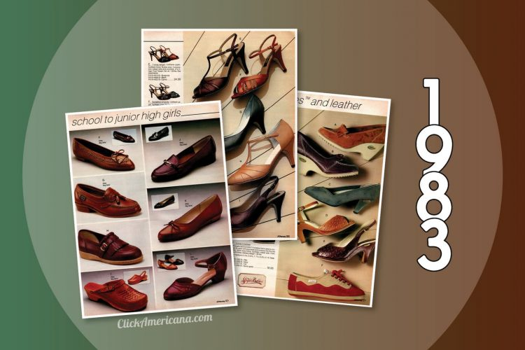 284+ retro women's shoes from the '80s - Click America