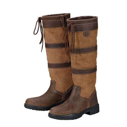 Riding shoes for ladies – fashiondiys.com in 2020 | Country boots .