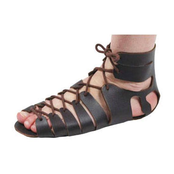 Roman Sandals Leather Sandals Gladiator Sandals Roman Sandals | Et