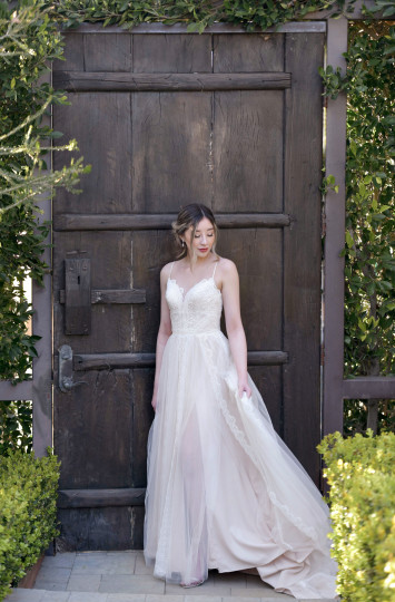 Boho Wedding Dresses by Maggie Sotte
