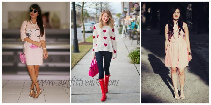 2017 Cute Valentine's Day Outfits For Teen Girls – 28 Ideas   Beau