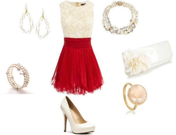 Romantic Valentine Outfit Inspiration