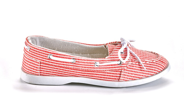 Sociology Women's Boat Shoes (Size 6) | Group