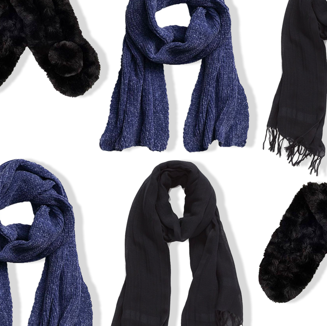 10 Winter Scarves for Women 2020 - Winter Scarves Under $