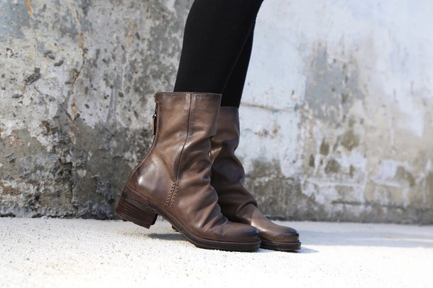 shoes, mid shaft boots, fernweh mid shaft boots, boots, women's .