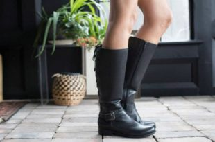 Wide Calf Boots & Slim Calf Boots : Boot Love For All Shap