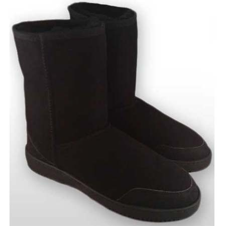 Women's Sheepskin Boots-Ladies Sheepskin boo