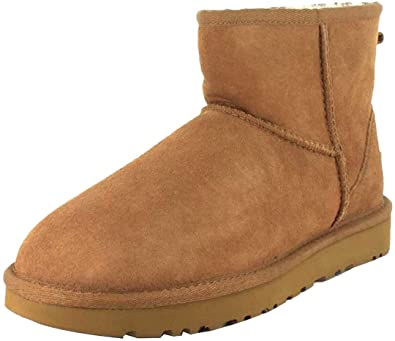 Amazon.com: UGG Australia Women's Classic Mini II Sheepskin Boot .