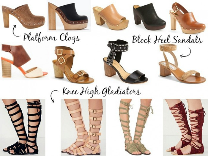 the stylish housewife » Blog Archive Spring 2015 Shoe Trends - the .