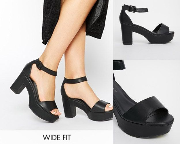 22 Legitimately Cute Shoes For Ladies With Wide Feet | Wide shoes .