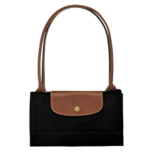 Shoulder bag L Le Pliage Black (L1899089001) | Longchamp