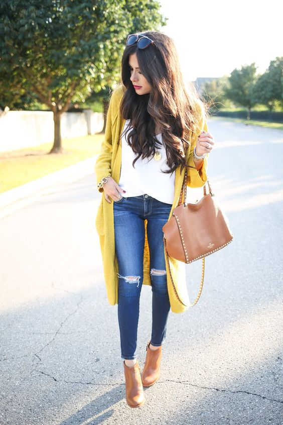 Spring Outfits Casual women Simple – Fashion Corn