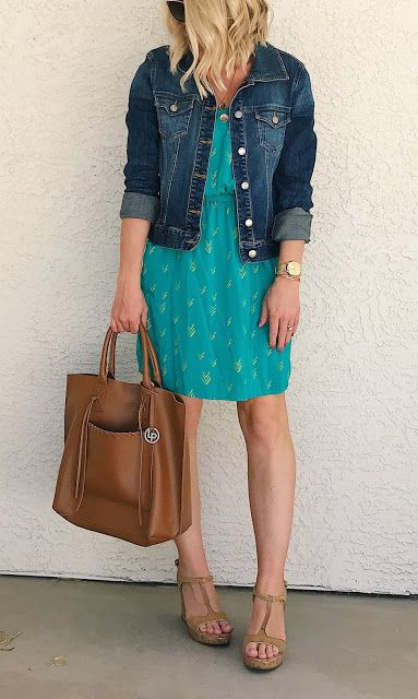 Thrifty Wife, Happy Life: Simple Spring Outfit | Simple spring .