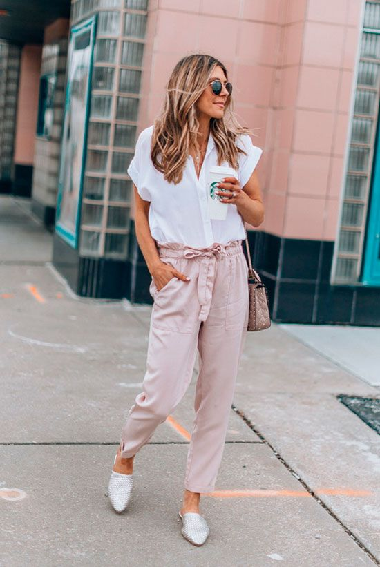A Month's Worth Of Chic Spring Outfits | Chic outfits spring .
