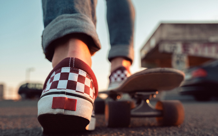 Skate shoes for women