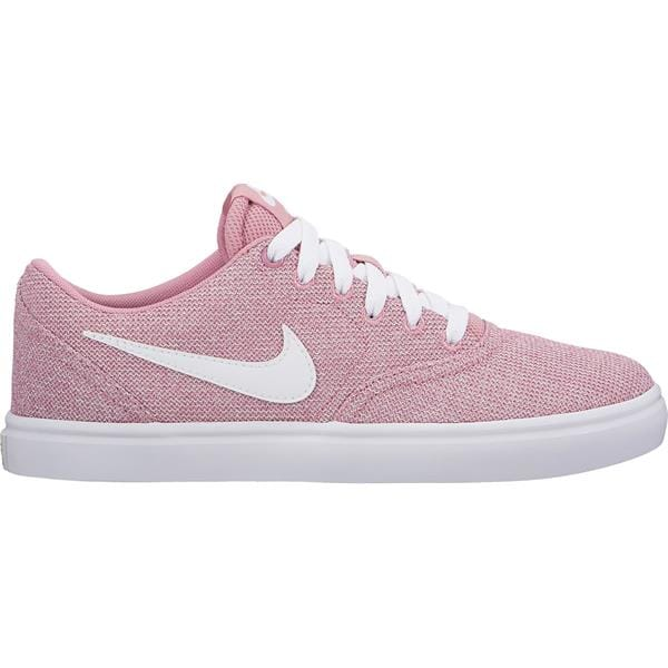 Nike SB Check Solarsoft Canvas Premium Skate Shoes - Wome