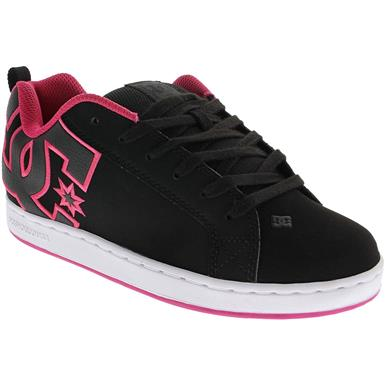 DC Shoes Court Graffik | Women's Skate Shoes | Rogan's Sho