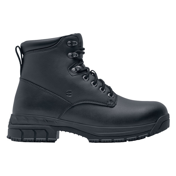 Shoes For Crews 77319 August Women's Black Water-Resistant .