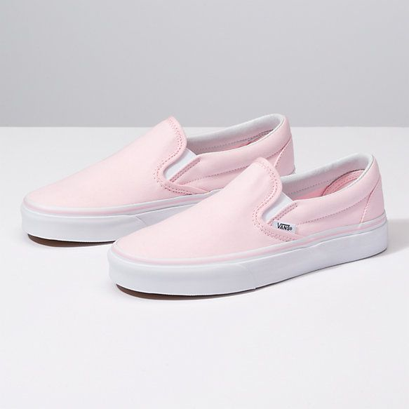 Slip-on shoes for ladies