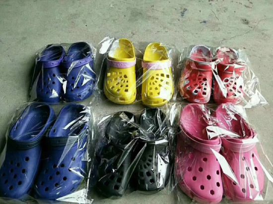 300000pairs in Hands, Women and Men Slippers, EVA Slippers, Women .