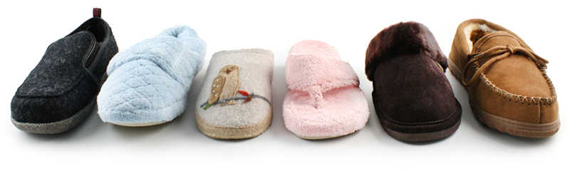 Orthopedic Slippers | Orthotic Slippers | Healthy Feet Sto