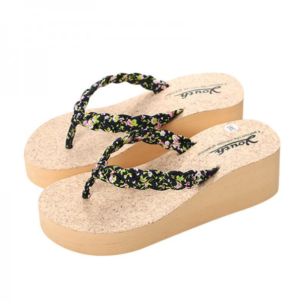 Buy New Fashion slippers Women Flip flops Slippers Beach Sandals .